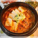 Кимчи чиге(김치찌개)