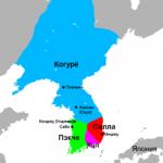 История Корейского полуострова