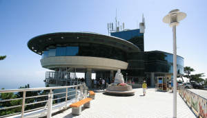 островок Тэджондэ 태종대