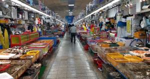Рынок Джагальчи 자갈치 시장