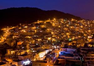 Культурная деревня Камчон 감천문화 마을
