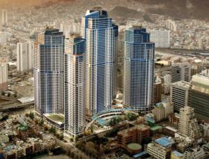 Сомён 서면 (бизнес-центр Пусана)