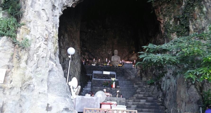 грот Санбангуль 산방굴