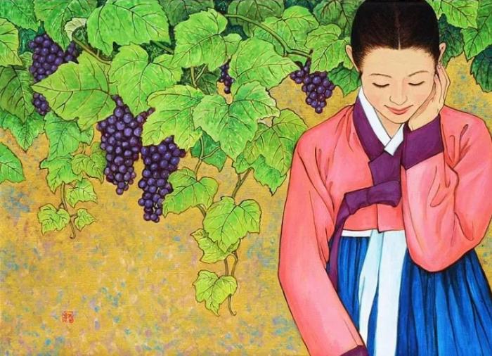 корейское искусство