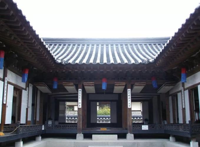 Ханок 한옥- традиционный корейский дом