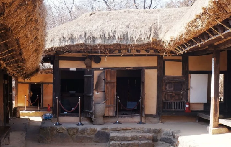 Корейский дом в древние времена