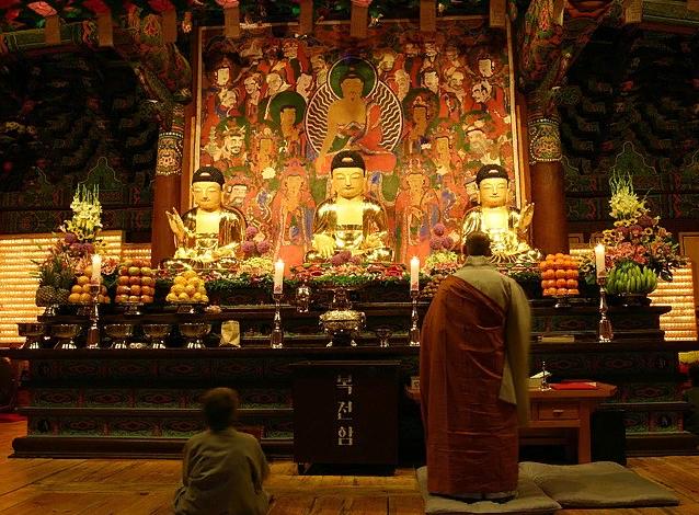 День рождение Будды 초팔일