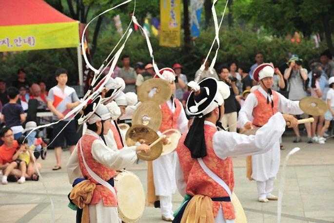 Фестиваль Дано 단오 или Сурит наль 수릿날