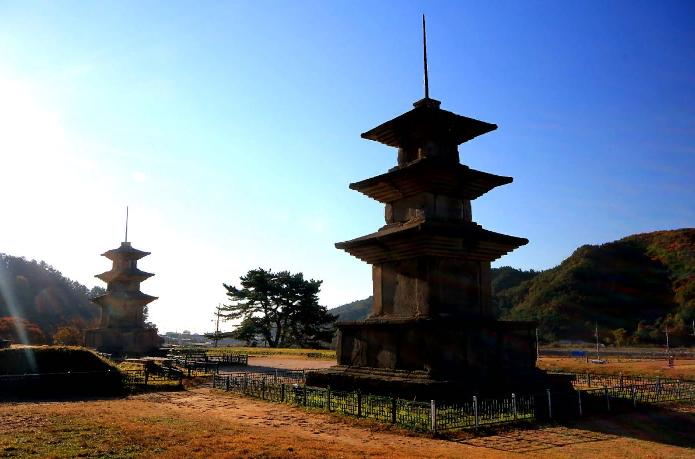 Храм Пулькукса 불국사