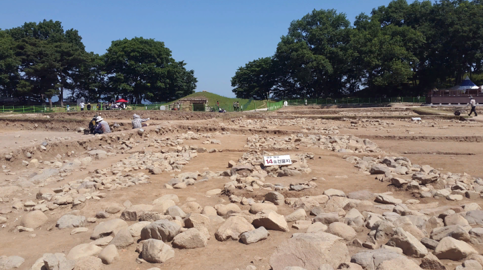 Исторические места Кёнджу  경주역사지구