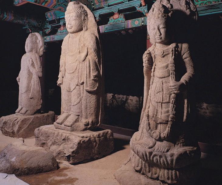Исторические места Кёнджу 경주 역사 지구